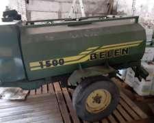 Cisterna Belen de 1500 Lts