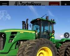 Compro Tractor John Deere Articulado
