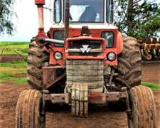 Tractor Massey Fergusson 1095 año 1974 DH- SAL Hidr. TFI