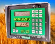 Básculas Magris MTV306 - 9 de Julio (bs.as)