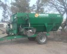 Mixer Montecor Horizontal 10 MT3