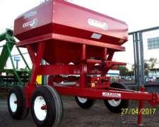 Fertilizadora Syra 3000 Kg Bidisco - Entrega Inmediata