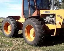 Zanello 4200, Motor Mercedez 1518