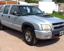 Chevrolet S10 Motor 2.8 STD 4 X 2 Electronic km 230.000