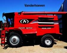 Cosechadora Marani Agrinar – Axial 3000 2010