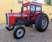 Massey Ferguson 1175. Impecable