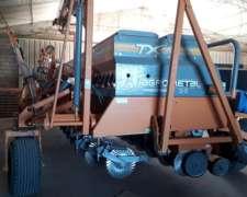 Sembradora Agrometal TXN Mega de 22 a 52cm (f.s.)