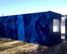 Contenedores Maritimos Nacionalizados Casa Containers
