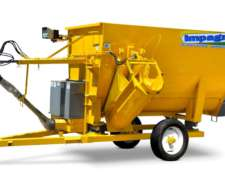 Mezclador y Distribuidor de Raciones Mixer Impagro PV 5000