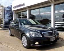 Mercedes Benz C 280 Elegance A/T año 2009 Impecable