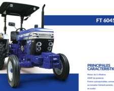 Tractor Farmtrac, Nuevo, 45 HP