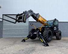 Alquiler Manipulador Telescópico 4000kg 17m Haulotte Manitou