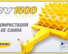Rolo Pata de Cabra Grosspal RCV 1500