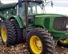 Tractor John Deere 7515 DT 2007