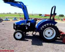 Tractor New Holland TT45 - 47cv