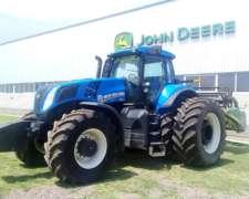 Vendo Tractor New Holland T 8.275 en Excelente Estado