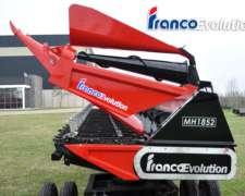 Maicero 18 Surcos a 52,5 cm Franco Fabril Evolution