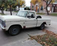 Ford F100 80 Perkins 4pot. Impecable