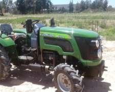 Tractor Estrecho RD 404 Chery Bylion Viñatero