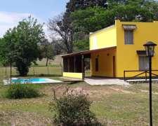 Casa/cabaña (villa Rumipal) Valle de Calamuchita