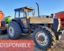 Tractor Valmer 180 HP Doble Tracción