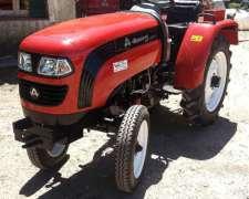 Tractor Hanomag Angostado a 1m para Vivero