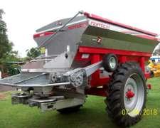 Fertilizadora Fertec 6.000 Acero Inox. - Entrega Inmediata
