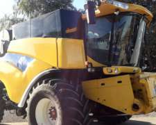New Holland CR 9060 Impecable - Única Mano