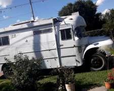 Casas Rodantes Motor Home