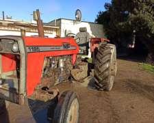 Massey Ferguson 1195 , Rodado 18,4x34