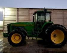 Tractor, John Deere 8200