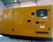 Grupo Electrogeno 44 Kva New Holland Cabinado Insonorizado