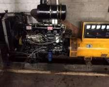Grupo Electrogeno 112,5 Kva 0km-diesel-seis Cilindros