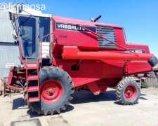 Cosechadora Vassalli 1200 1992