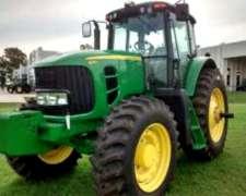 Tractor John Deere 6210j Nuevo