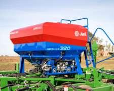 Neomax AIR Drill Juri para la Fertilización y Siembra