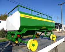 Acoplado Tanque Cisterna Combustible 3000 Trailer Cheques