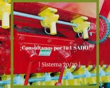 Sembradora Bertini 10000 Directa de Precisión, Granos Fino