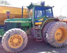 Tractor John Deere 7505 . 140hp . EXC Estado