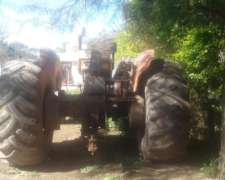 Tractor Fiat 900 con Motor 150cv