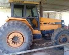 Tractor Valmet 780 Doble Tracción. muy Bueno.