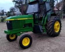 Tractor John Deere 6500 año 1998