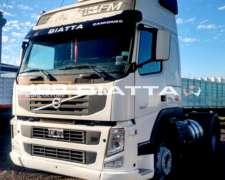 Camion Volvo FM 370 - Caja Automatica - año 2011 - Tractor