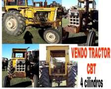 Vendo Tractor CBT Comunicarse al 03584828393