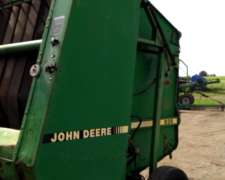 John Deere 535 , con Monitor