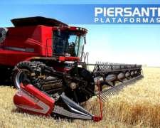 Plataformas Draper Piersanti - Financiación