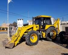 Tractor Pauny 250 con Pala y Retro