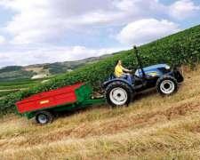 Tractores Fruteros/viñateros Marca New Holland