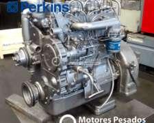 Motor Perkins 4 203 Potenciado - Rectificado con Garantía