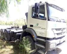 Mb Axor 3131 Motor 926 6X4 con 243725km